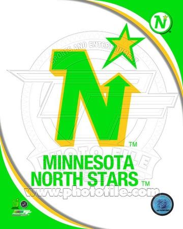 Minnesota North Stars Photo Photo