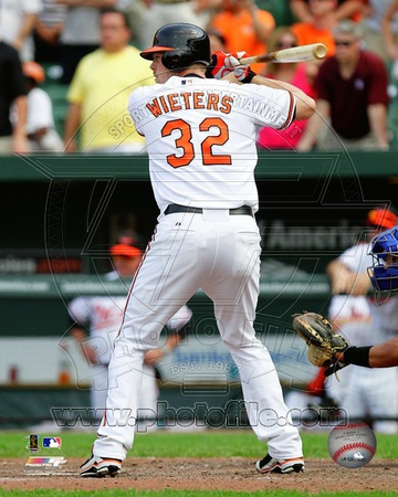 Baltimore Orioles - Matt Wieters Photo Photo