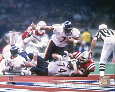 Chicago Bears - William Perry Photo Photo