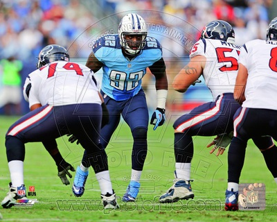 Tennessee Titans - Will Witherspoon Photo Photo