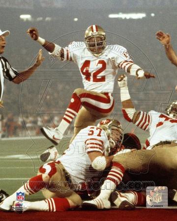 San Francisco 49ers - Ronnie Lott Photo Photo