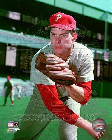 Philadelphia Phillies - Robin Roberts Photo Photo