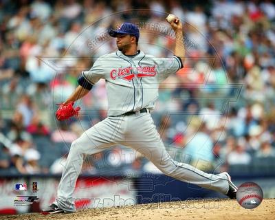 Cleveland Indians - Rafael Perez Photo Photo