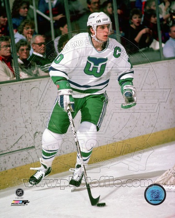 Hartford Whalers - Ron Francis Photo Photo
