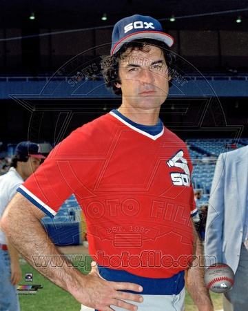 Chicago White Sox - Tony La Russa Photo Photo