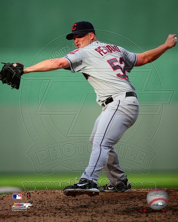Cleveland Indians - Vinnie Pestano Photo Photo