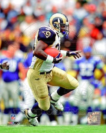 St Louis Rams – Marshall Faulk Photo Photo