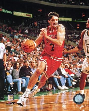 Chicago Bulls – Toni Kukoc Photo Photo