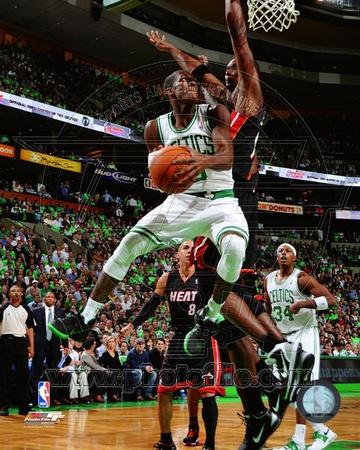 Boston Celtics - Rajon Rondo Photo Photo