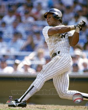 New York Yankees - Rickey Henderson Photo Photo