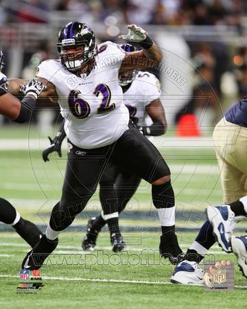 Baltimore Ravens - Terrence Cody Photo Photo