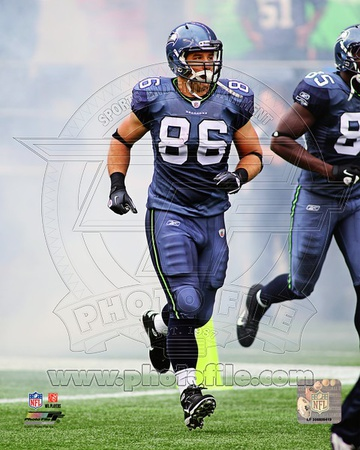 Seattle Seahawks - Zach Miller Photo Photo