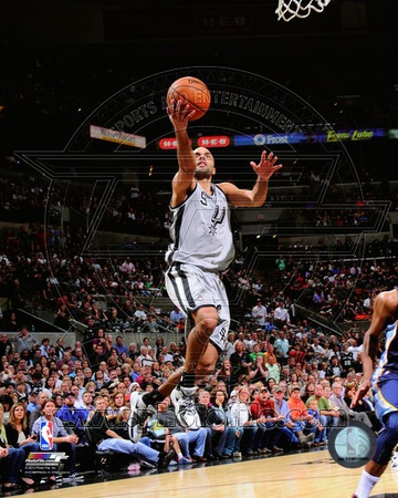 San Antonio Spurs - Tony Parker Photo Photo