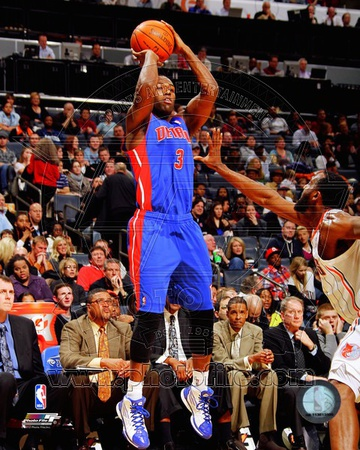 Detroit Pistons – Rodney Stuckey Photo Photo