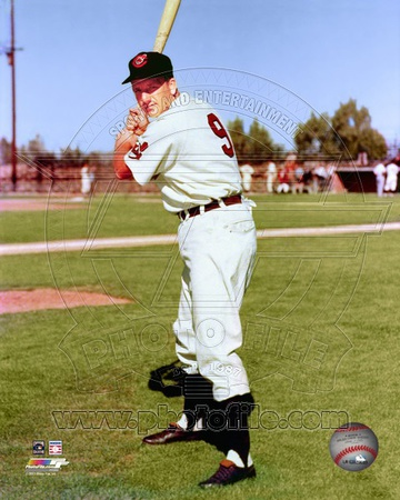 Cleveland Indians - Ralph Kiner Photo Photo