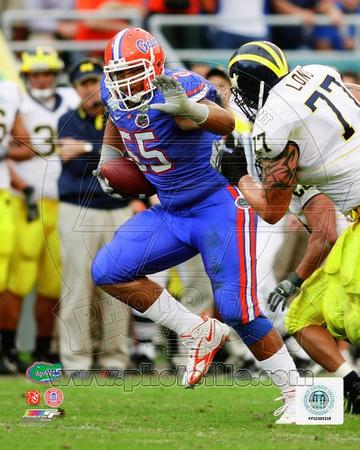 Florida Gators - Mike Pouncey Photo Photo