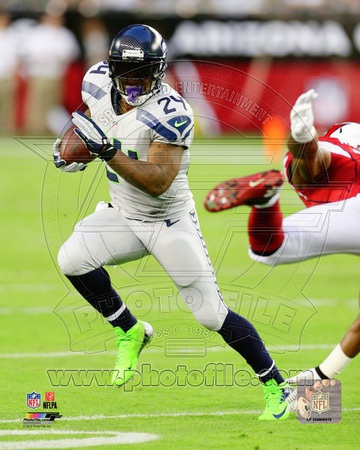 Seattle Seahawks - Marshawn Lynch Photo Photo