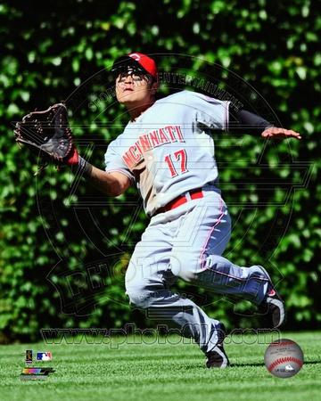 Cincinnati Reds - Shin-Soo Choo Photo Photo