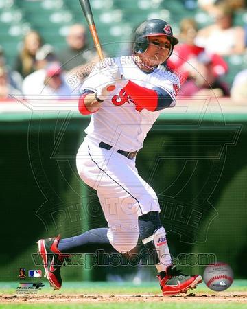Cleveland Indians - Shin-Soo Choo Photo Photo
