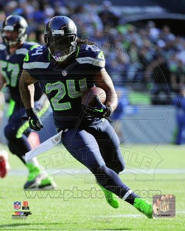 Seattle Seahawks - Marshawn Lynch Photo Photo