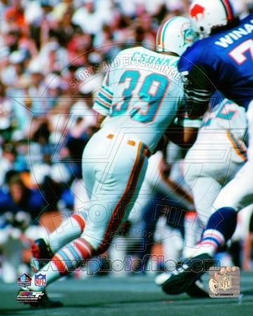 Miami Dolphins - Larry Csonka Photo Photo