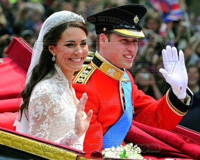 Historical - Prince William, Kate Middleton Photo Photo