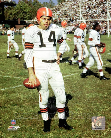 Cleveland Browns - Otto Graham Photo Photo