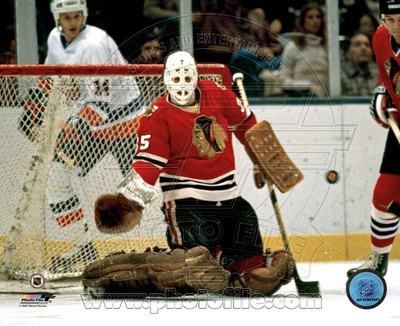 Chicago Blackhawks - Tony Esposito Photo Photo