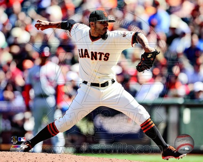 San Francisco Giants - Sergio Romo Photo Photo