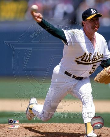 Oakland Athletics - Rich Gossage Photo Photo