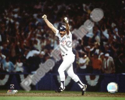 Los Angeles Dodgers - Kirk Gibson Photo Photo