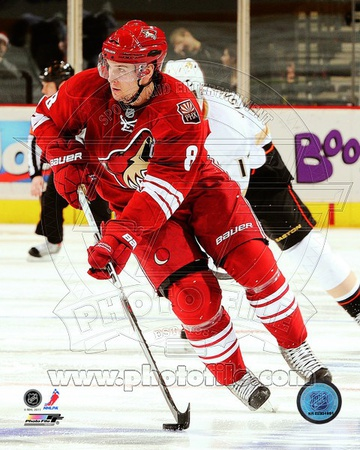 Phoenix Coyotes - Scottie Upshall Photo Photo