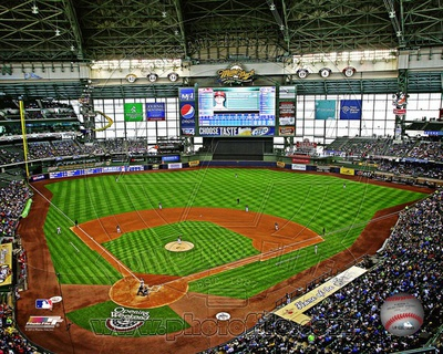 Milwaukee Brewers Photo Photo
