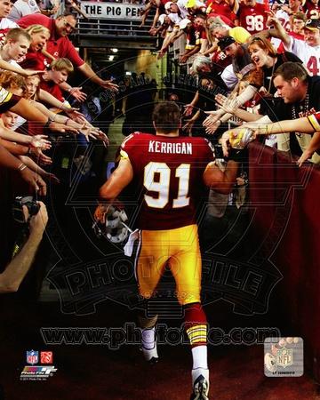 Washington Redskins - Ryan Kerrigan Photo Photo