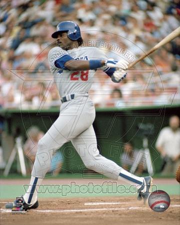 Los Angeles Dodgers - Pedro Guerrero Photo Photo