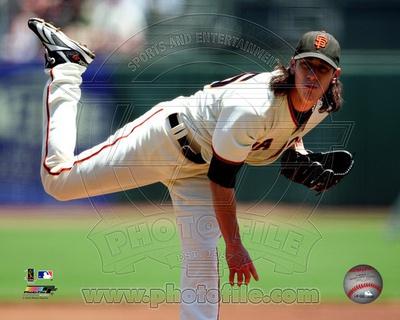 San Francisco Giants – Tim Lincecum Photo Photo