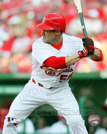 St Louis Cardinals - Skip Schumaker Photo Photo