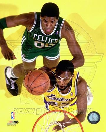 Los Angeles Lakers - James Worthy Photo Photo
