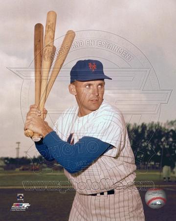 New York Mets - Frank Thomas Photo Photo