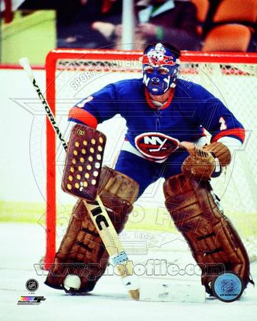 New York Islanders - Glenn Resch Photo Photo