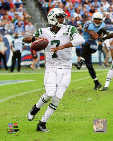 New York Jets – Geno Smith Photo Photo