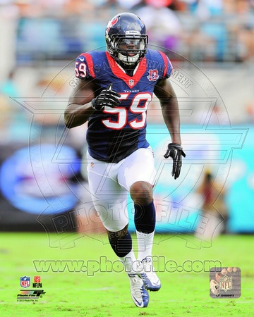 Houston Texans - Whitney Mercilus Photo Photo