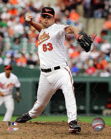 Baltimore Orioles - Kevin Gregg Photo Photo