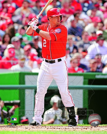 Washington Nationals – Tyler Moore Photo Photo