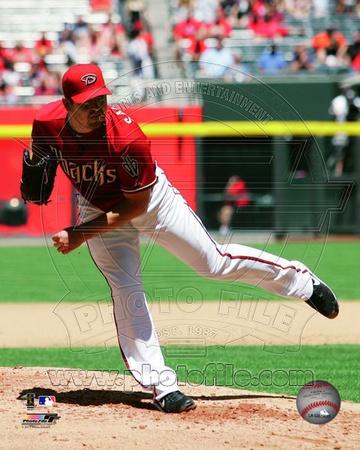 Arizona Diamondbacks - Joe Saunders Photo Photo
