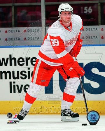 Detroit Red Wings – Jan Mursak Photo Photo