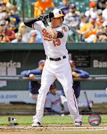 Baltimore Orioles - Manny Machado Photo Photo