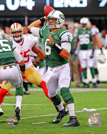 New York Jets – Mark Sanchez Photo Photo