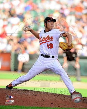Baltimore Orioles - Koji Uehara Photo Photo