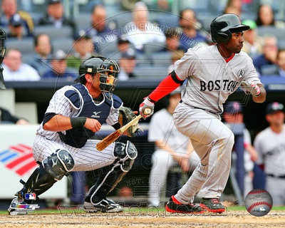 Boston Red Sox - Jackie Bradley Photo Photo